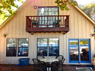 4 BR Cabin Steps from Lake. Book 2015 Quickly! - Rocky Mount vacation rentals
