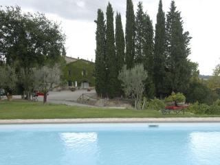 Tuscan countryhouse apartment in San Gimignano - San Gimignano vacation rentals
