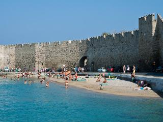 ''Ilios Apartment'' in the  Old  Medieval Town of  Rhodes! - Rhodes vacation rentals