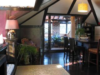 Architect's Attic Retreat/Walk to Downtown - Asheville vacation rentals