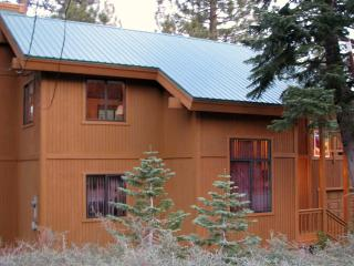 Mountaintop Private Family Cabin with Hot Tub - Tahoe City vacation rentals