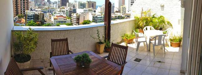 LEBLON PENTHOUSE TERRACE - Image 1 - Rio de Janeiro - rentals