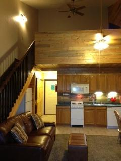 "Main Great Room and Kitchen - ""Nestled Inn""our cozy Ski Mountain Getaway for 10 - Granby - rentals"
