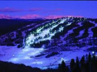 """""""Nestled Inn""""our cozy Ski Mountain Getaway for 10 - Northwest Colorado vacation rentals"""