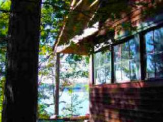 Oiseau Bay River Cabin - Amos vacation rentals