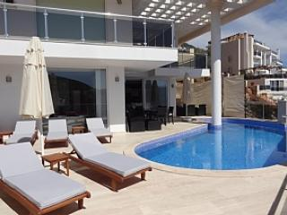 (024BE) 4 Bed Exceptional View Villa - Image 1 - Kalkan - rentals