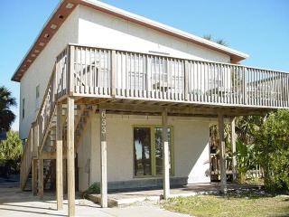 Wayward Winds Unit 1 - 2nd Floor Unit with 180 Degree Water View (Front, Left & Right) - Saint George Island vacation rentals