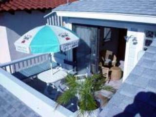 Exclusive use, full sun deck with view. - The Sun Catchers - Pacific Beach - rentals
