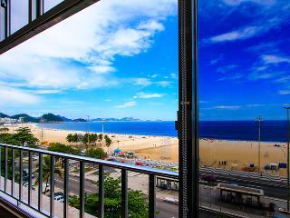 NICE COPA OCEANFRONT 3 BEDROOM - Rio de Janeiro vacation rentals