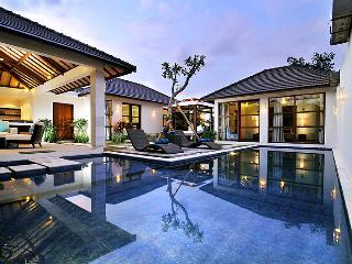 SEMINYAK, Great Value, 3 Bdr, Near Beach, New - Bali vacation rentals