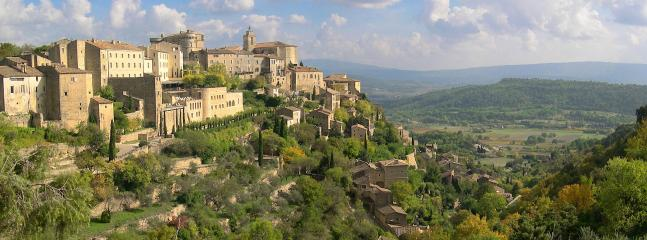 Luberon Vacation Rental- Enjoy the experience of Provence - Image 1 - Gordes - rentals