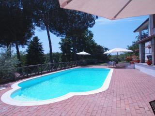 Country villa with swimming pool nearby Rome - Bassano Romano vacation rentals