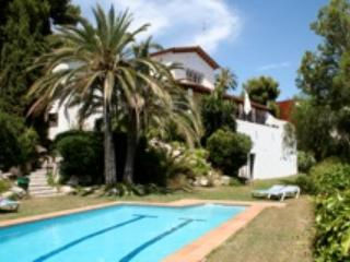 Very luxury Villa in Sitges with amazing sea view - Sitges vacation rentals