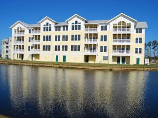 Hamilton Cay, 2 Bedroom Condo, Waterpark Access - Kill Devil Hills vacation rentals