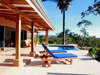 Tranquil ocean view, constant breeze, eco friendly - Montezuma vacation rentals