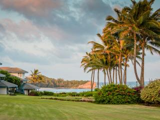 Poipu Sands 321 - Ocean Views/Bose/WiFi/Golf Clubs - Princeville vacation rentals