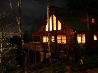 Mountain Log Cabin - Blue Ridge, GA - North Georgia Mountains vacation rentals