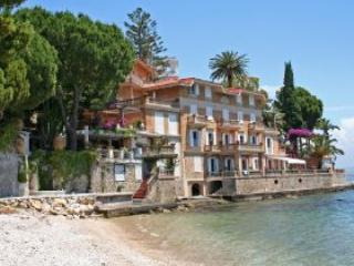 Villa Accetta on the Gulf of Gaeta has its own private beach - Penthouse studio on sea, private beach, Wi-fi - Gaeta - rentals