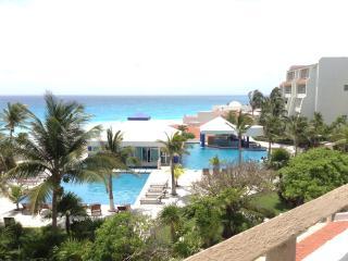 OCEAN View-FREE Internet-Cancun Beachfront Resort - Kansas vacation rentals