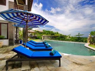 Villa Bali Blue- 4/5 Bedrooms & Great Ocean Views - Jimbaran vacation rentals