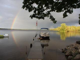 Lake front Cottage on Paradise Lake - Carp Lake vacation rentals