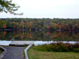 Sparkling Lake Vista...privacy and views await! - Matamoras vacation rentals