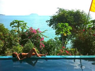 Lotus Paradise Villa  for 6  OR  12 inc. top level - Koh Phangan vacation rentals