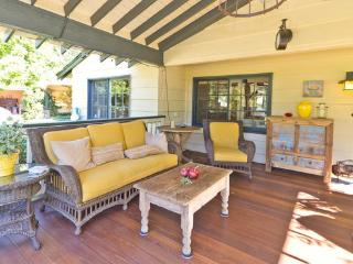 The Apple House and Guest Cottage in the Arbolada - Ojai vacation rentals