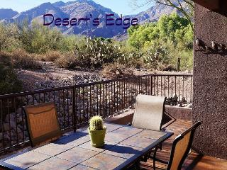 First Floor NEW 3 Bedroom 2 Bath with Extended Patio and Great Mountain Views - Tucson vacation rentals