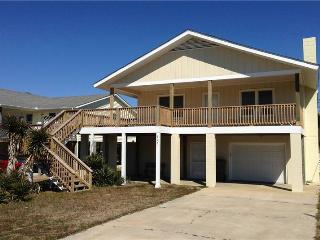 Tyndall Cottage - 802 Ocean Ridge - Atlantic Beach vacation rentals