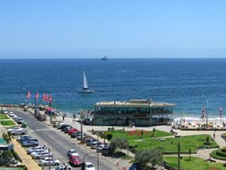 Holidays USD $115 p/night Viña  Stunning Sea Views - Vina del Mar vacation rentals