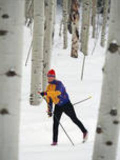 5k groomed ski trails on site - WATERS EDGE GUEST LOFT RENTAL - Squaw Lake - rentals