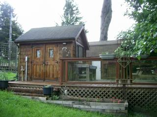 Fulford Dunderry Cabin - Salt Spring Island vacation rentals
