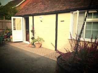 Hermitage Garden Cottage - Double Room apartment - Kent vacation rentals