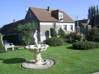 HOUSE COTTAGE OF RIVIERE NEAR ARRAS - Riviere vacation rentals