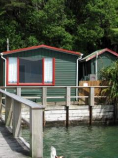 The Cottage - The Shag Shack - Havelock - rentals