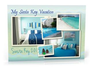 We like Blue,Siesta Blue! Cert.of Excellence 2014 - Siesta Key vacation rentals
