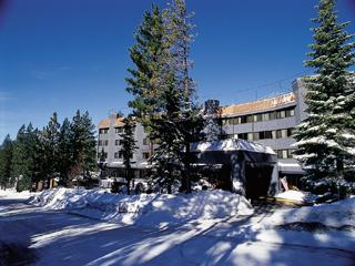 Outside - Lake Tahoe Vacation Rentals - Heavenly Valley - South Lake Tahoe - rentals