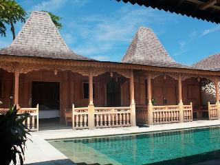 Family home 'Rosa' in Sanur, 3 bedrooms, 400m to t - Sanur vacation rentals