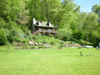 Isaac's River Cabin - Zionville vacation rentals