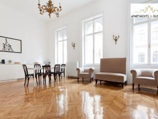 Grand Opera Apartment - pure luxury, top location - Budapest vacation rentals
