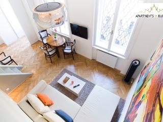 Opera Mezzanine Apartm - newly refurb top location - Budapest vacation rentals