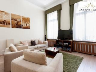 Opera Suite Apartment - luxury, best location - Budapest & Central Danube Region vacation rentals