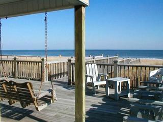 APRIL/MAY DEALS:OceanFront 3BR House,Big Deck,WiFi - Kure Beach vacation rentals