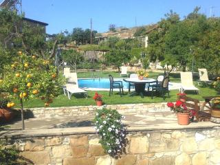 Three bedroom villa with private pool and garden - Agios Therapon vacation rentals