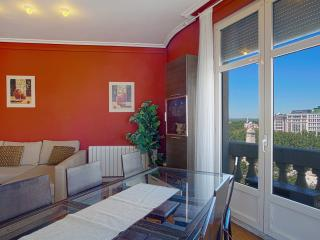 Views Gran Via St.Center, 6 balconies,  OFFERS - Madrid vacation rentals
