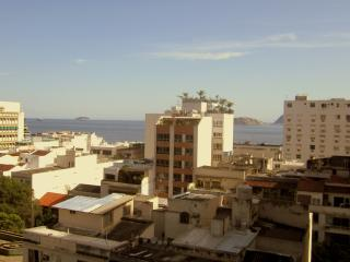 Ocean view,2 blocks from the beach,Ipanema´s heart - Rio de Janeiro vacation rentals