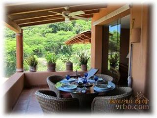 Puesta del Sol. Terrace. View!  Outdoor dining. - Zihuatanejo vacation rentals