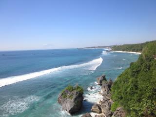 Million $ views for less than $100 - Jimbaran vacation rentals