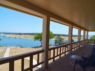 Wonderful Lake Home with Spectacular 180 degree views of Main Lake Travis - Spicewood vacation rentals
